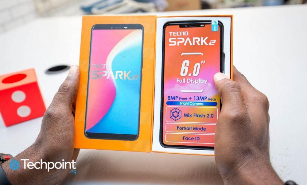 Tecno Spark 2/novos na caixa !