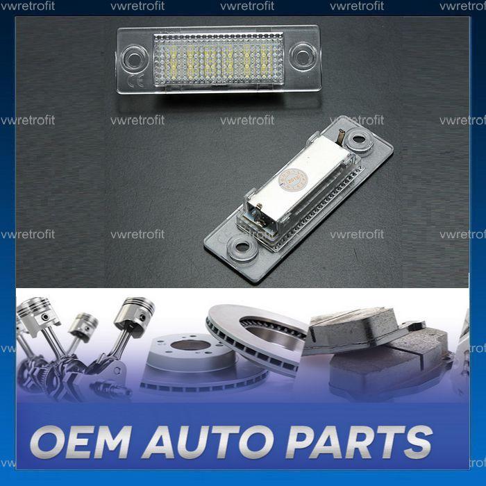 Lampi LED numar inmatriculare VW Passat B6 B7 Golf V VI VARIANT Jetta