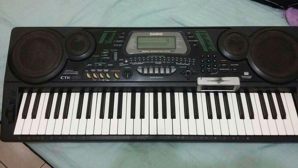 Piano Casio ctk 731 Machava - imagem 1