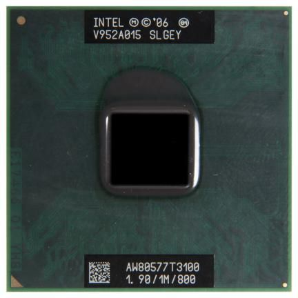 Procesor Laptop Intel Celeron Dual-Core