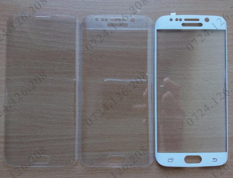 Folie sticla Samsung S6, S7, EDGE, S8,S9 S9 Plus,S8+ PLUS, NOTE 8,9 Bucuresti - imagine 6