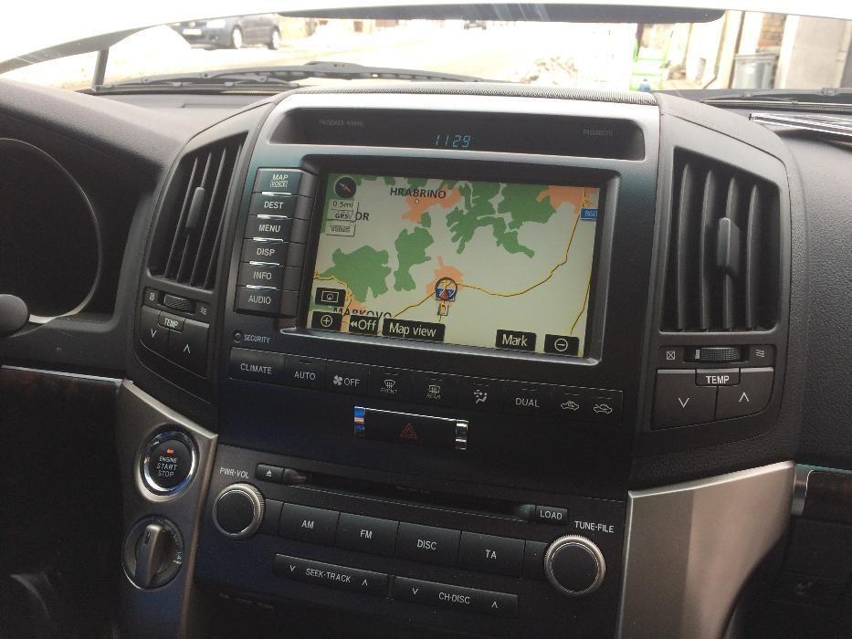 Навигационен диск Toyota Lexus Nissan Honda Тойота Лексус НИСАН ХОНДА