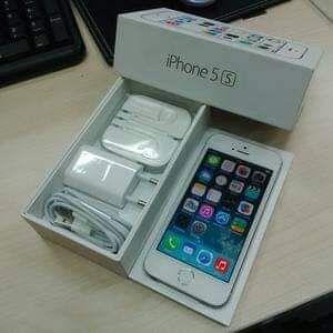 Iphone 5s 32Gb bem novinho na caixa