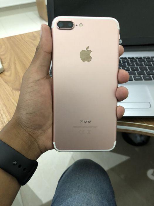 IPhone 7 Plus 32GB Rose Gold com Cabo
