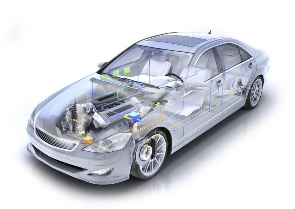 Ремонт на автомобилна електроника