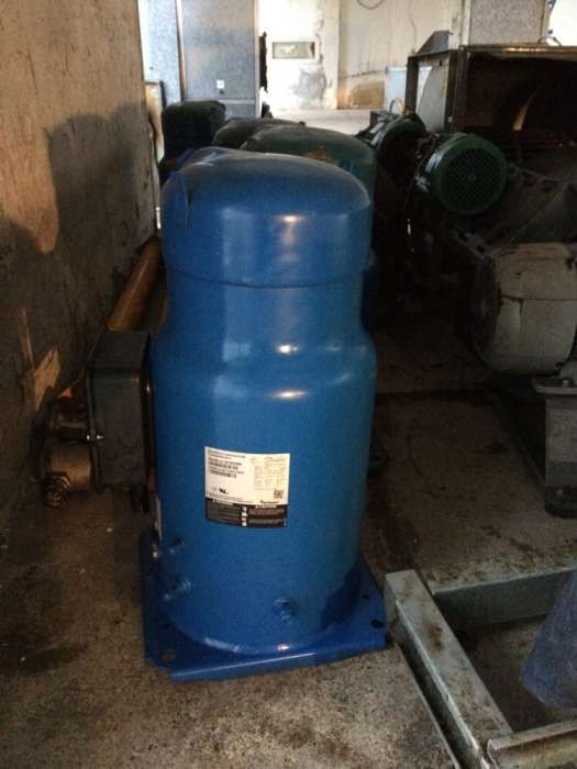 Compresor Chiller Danfoss