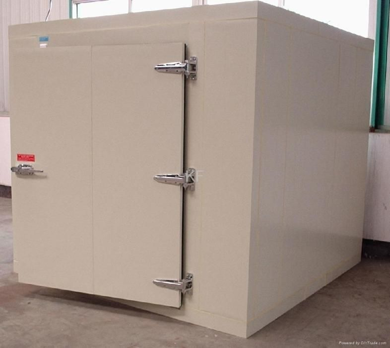 Camera frigorifica de congelare 8mc -20C/ INSTALATII FRIGORIFICE AMADI