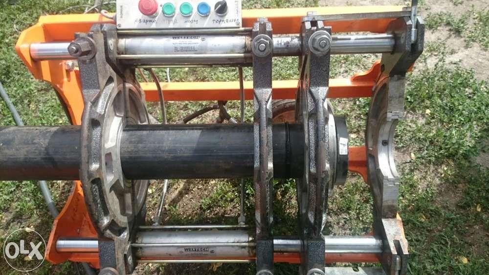 Сварка полиэтиленовых труб до 315 мм По Казахстану.