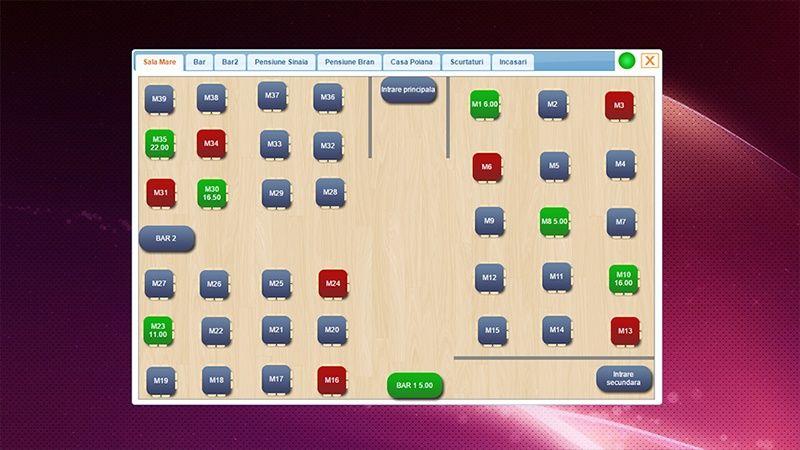 Sistem complet pensiune hotel echipamente si soft receptie+restaurant Suceava - imagine 7
