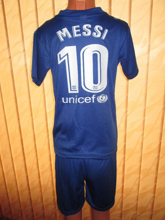 2018 - Детски екипи Реал М/Барселона Роналдо 7/Меси 10 гр. Варна - image 7