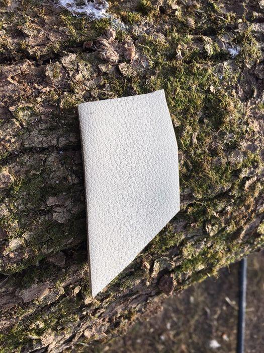 tapiterie auto / tapiterie scaune auto piele crem cu burete de 4 mm