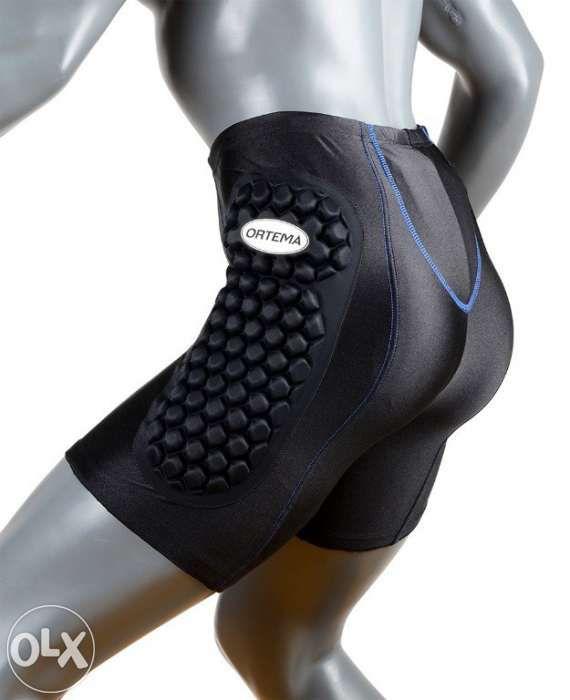 Pantaloni moto airbag Ortema