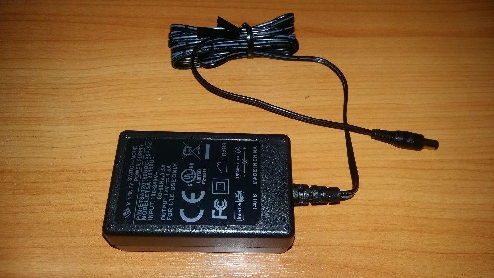 Sursa noua de 12V 1,5A model ETSA120150UD