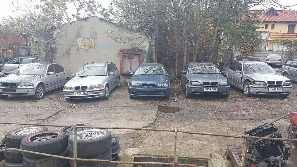 Dezmembrari Bmw & Service Timisoara Timisoara - imagine 2