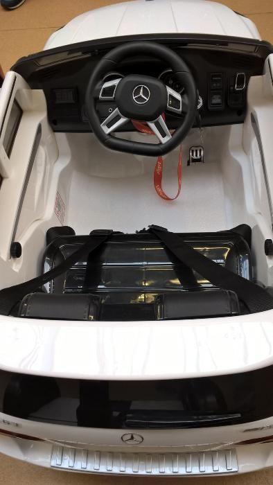 Masinuta electrica Mercedes ML63 AMG jeep cu telecomanda