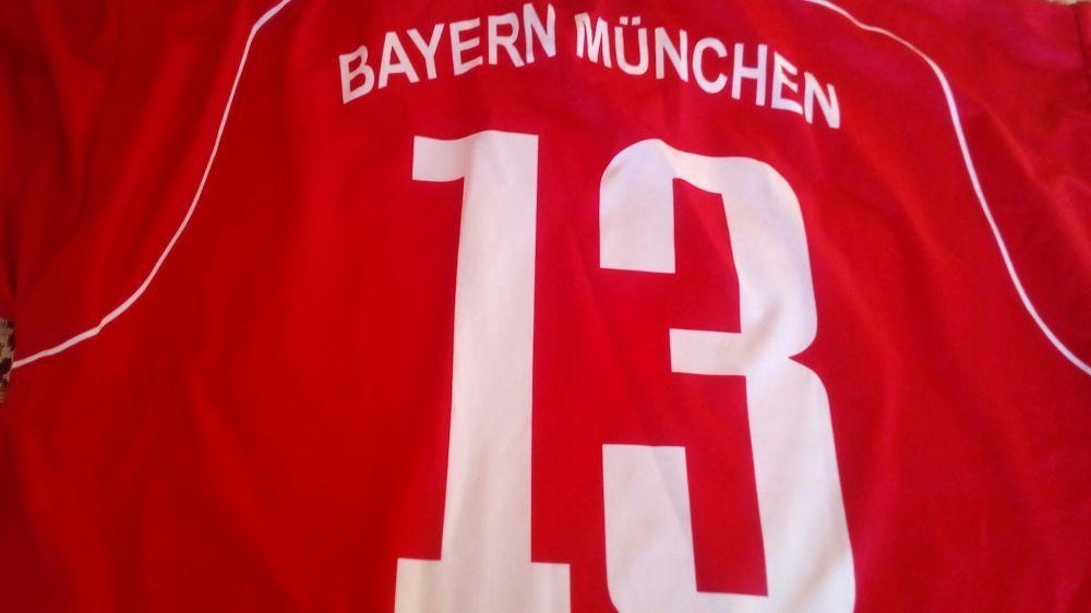 Оригинална колекционерска тениска на Bayern Munich