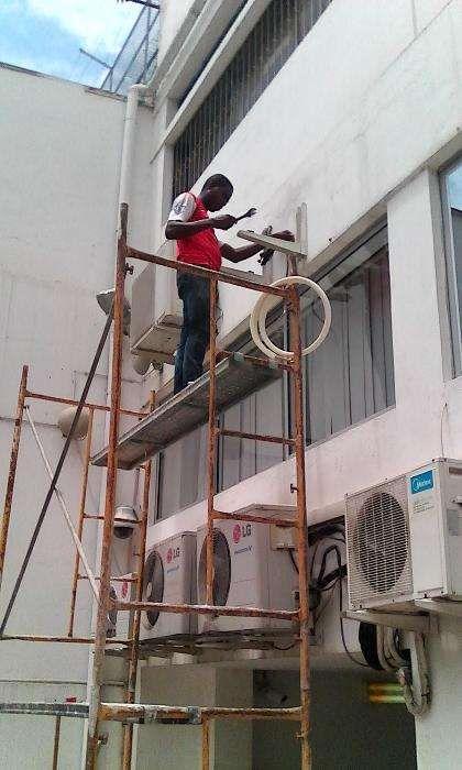 Instalação, Manutenção e Reparação de Ar Condicionado