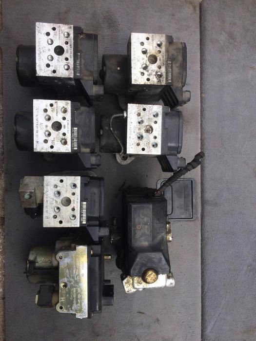 ABS,ESP,BAS модули за E,C класа W210,W202