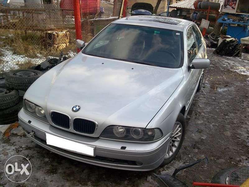 на части BMW 530d