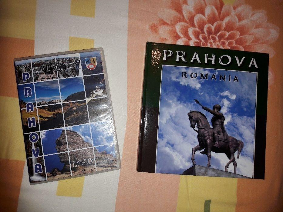 Carte tip album si DVD despre judetul Prahova, de colectie
