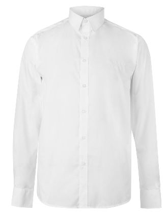 Vendo camisa branca manga comprida marca PIERRE CARDIN