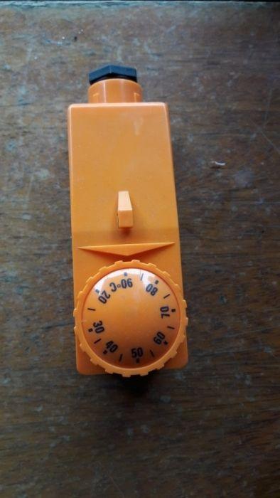 Накладной терморегулятор для систем отопления.