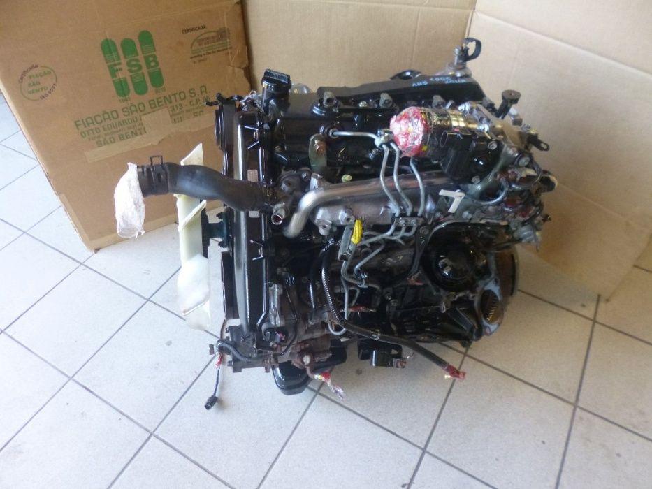 Vendo Motor para D4D Hilux A Gasolina