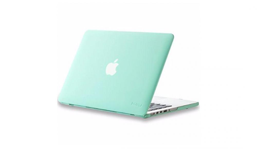 "Husa Macbook pro 13.3"" cu display retina A1502,A1425 verde menta"