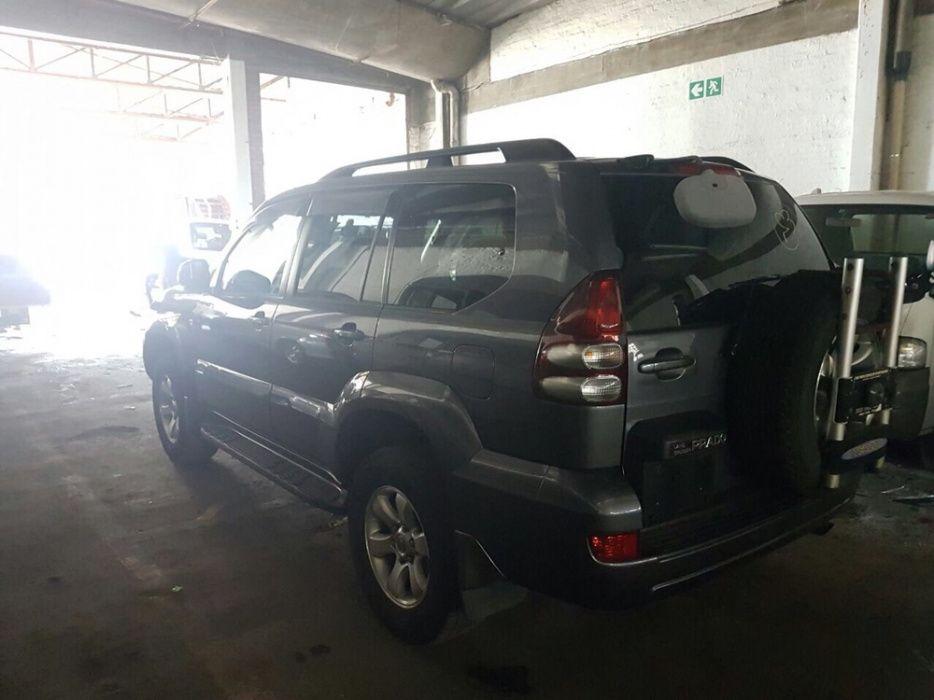 Ja esta em Maputo, Recém chegado