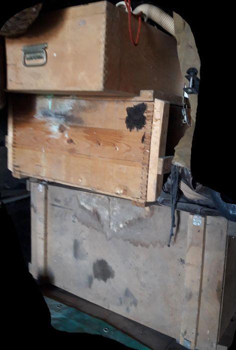 Продам ящики деревянные с крышками