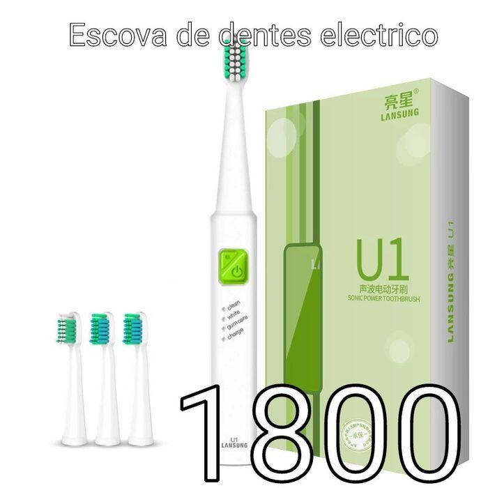 Escova de dente ultrasonico