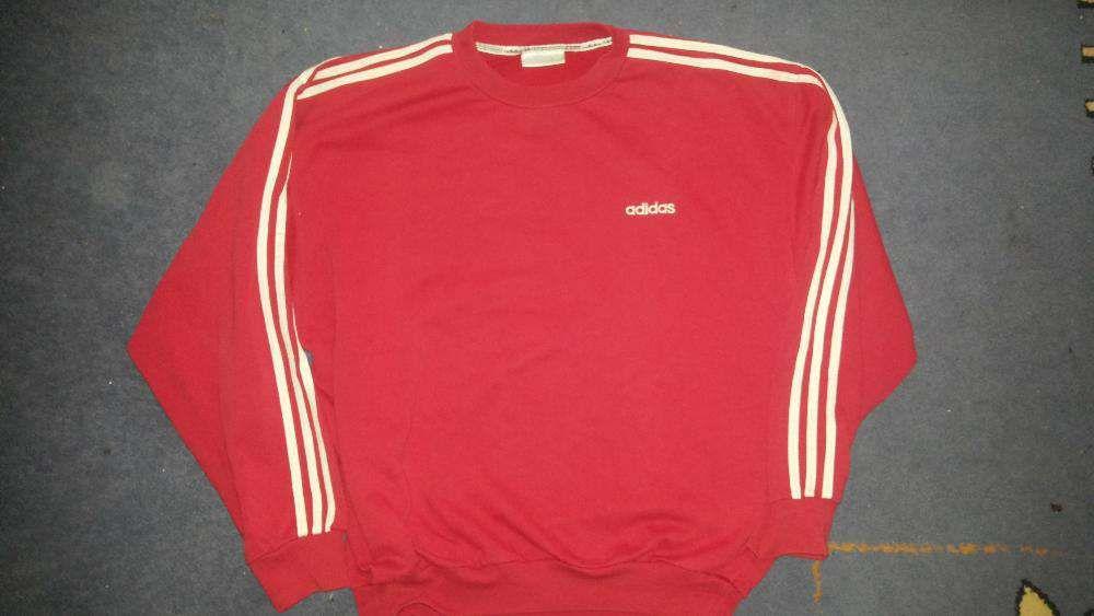 Bluza Adidas originala XL rosie