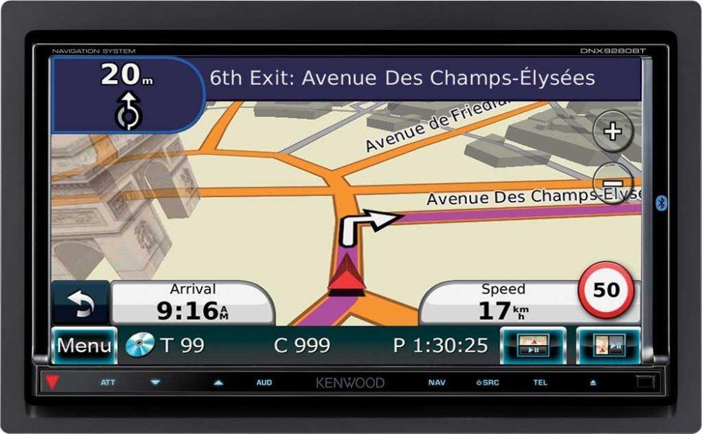 DVD Harti pt navigatie Audi / Bmw / Opel / Renault / VW