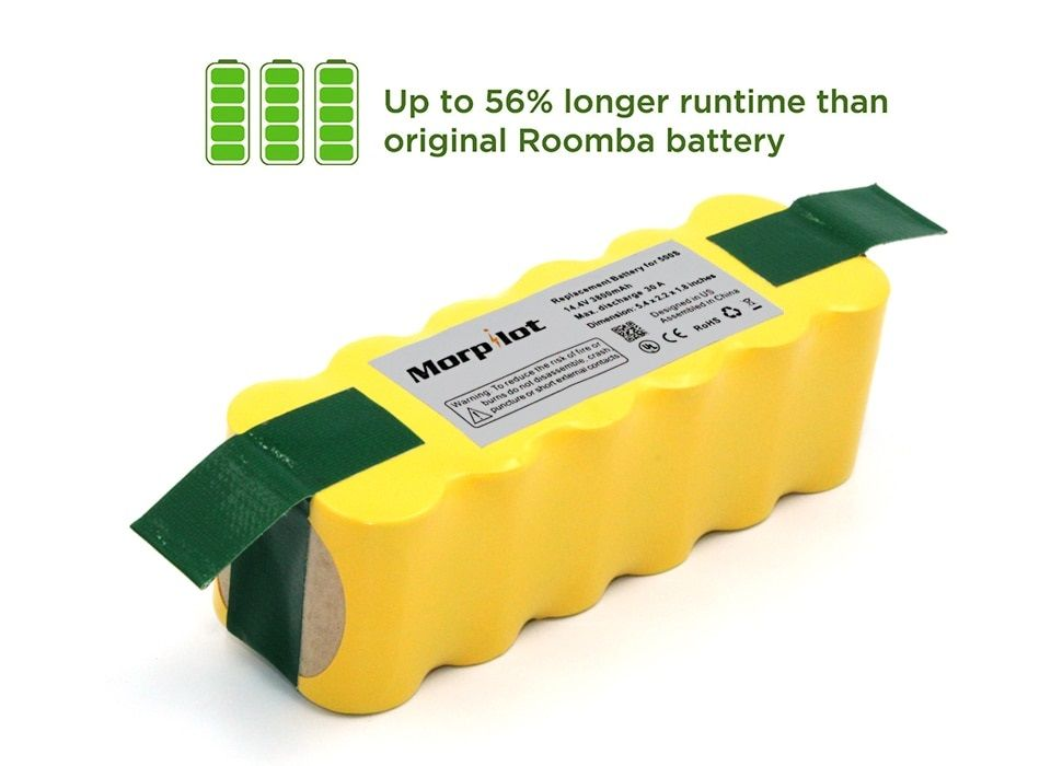Продавам батерия за прахосмукачките iRobot . гр. Варна - image 9