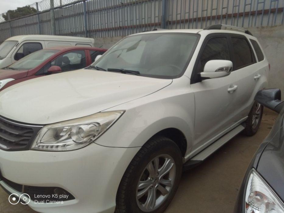 Mazda Haima7 usado branco