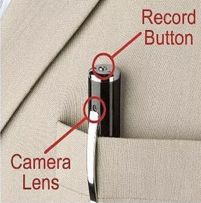 Stilou Spy Camera