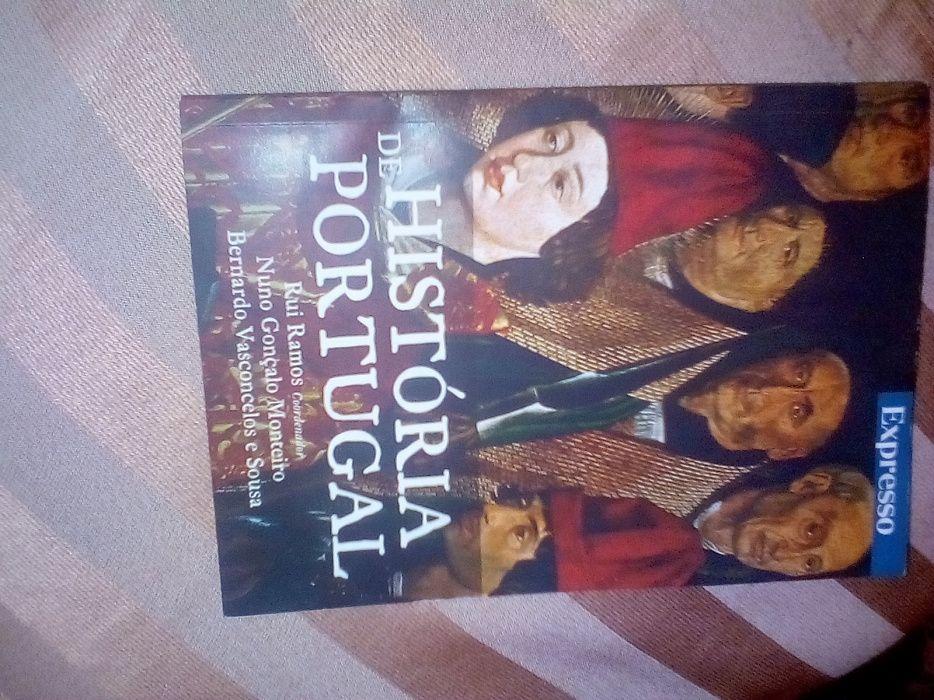 """Livro """"História de Portugal """""""