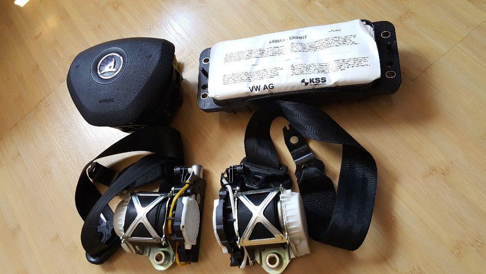 KIT Airbag Skoda RAPID Roomster Citigo