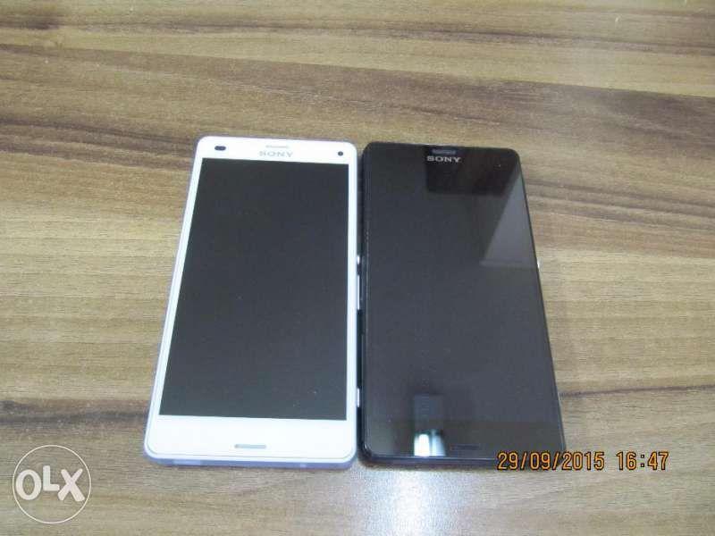 Оригинален дисплей с тъч скрийн комплект за Sony Xperia Z3 compact