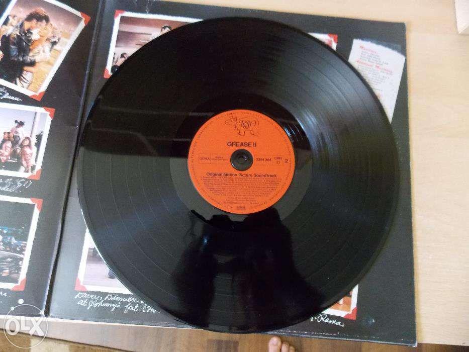 Grease 2 vinyl