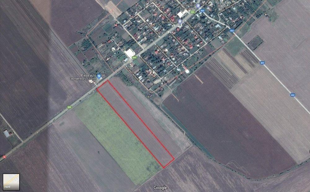 Vanzare  terenuri agricol Ialomita, Lilieci  - 0 EURO
