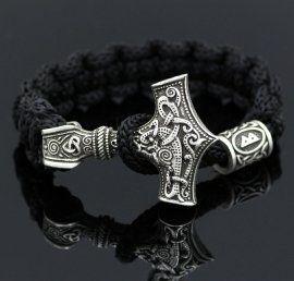 Гривни и колиета Viking handmade