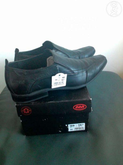 Pantofi piele NOI nr.45