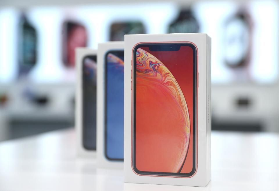 iPhone XR (10R) 64gb