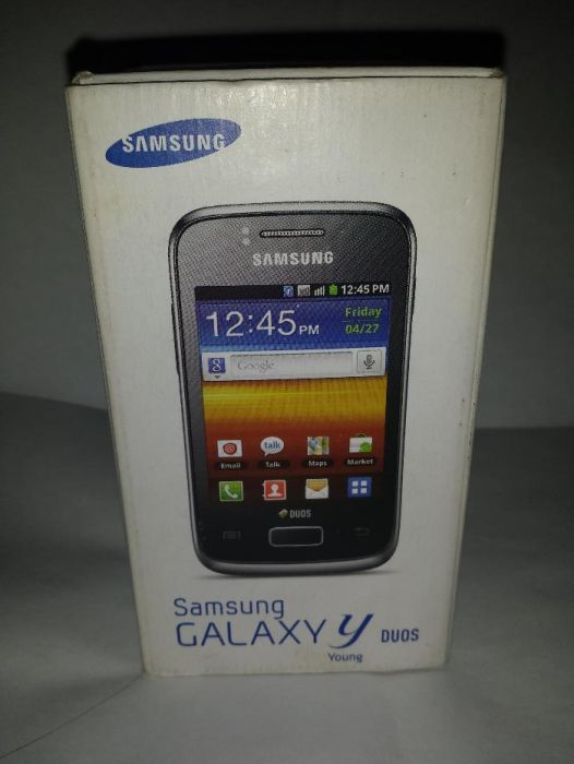 Samsung Galaxy young duos S-6102
