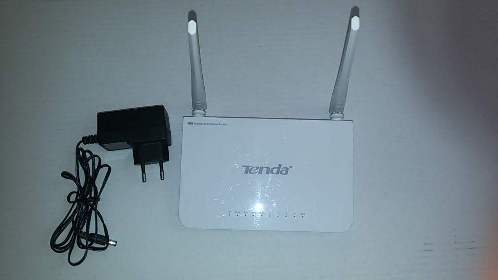 Vand router wireless Tenda N300