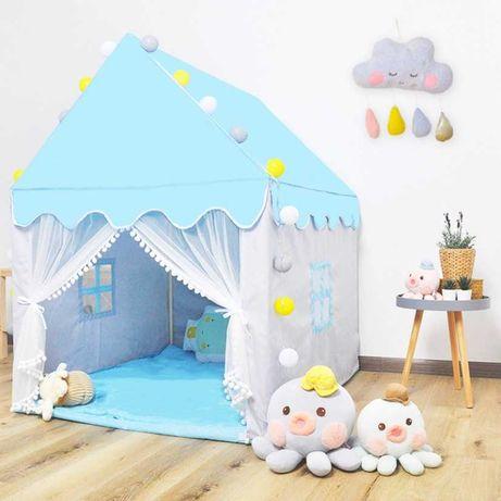 Cort pentru joaca, pentru copii, casuta, 125x95x145 cm
