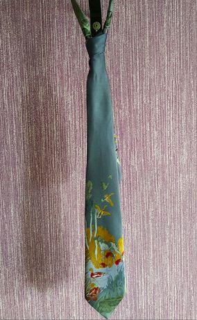 Мъжка копринена парти вратовръзка