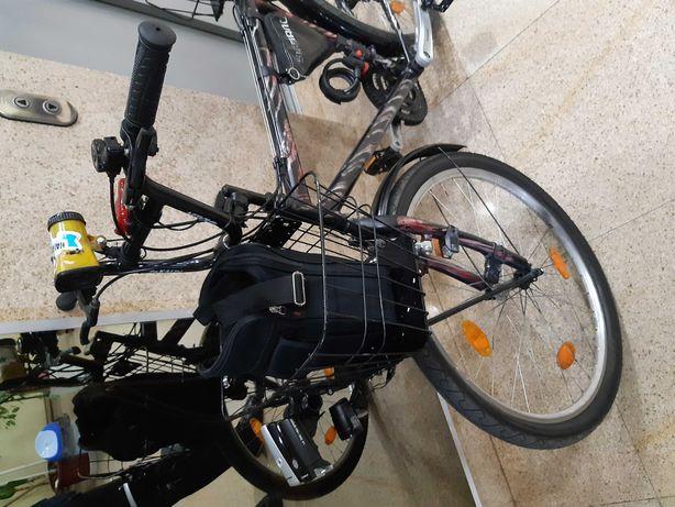 Bicicleta  shimano roti 26