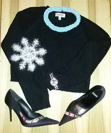 ОРИГИНАЛЕН пуловер ESPRIT - s, m Промо цена